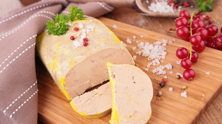 Foie gras - lovely to eat, produced at great pain to birds, and from 2022, banned in New York