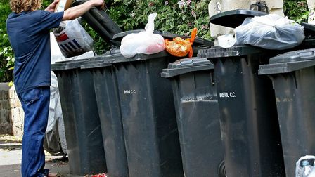 North Norfolk District Council is set to spend millions of pounds on new bin lorries. Photo: PA/Anto