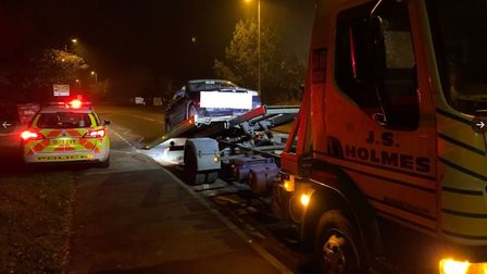 A man has been charged after being stopped whilst drink driving with no insurance in Wisbech. Photo: