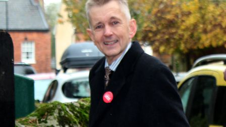 Adrian Heald has been chosen as Labours parliamentary candidate in Mid Norfolk. Picture: SUPPLIED