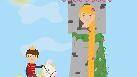My First Panto: Rapunzel is coming to The Garage Norwich this Christmas Credit: The Garage