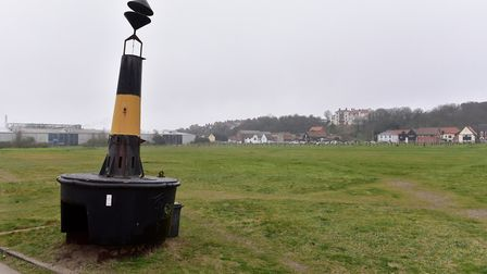 Britain's most easterly point 'Ness Point' in Lowestoft is set to be improved by The Ness park. PH