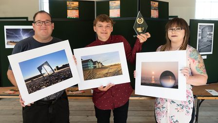Winners of the Rise and Shine photography competition run by The Ness. Picture: Rob Howarth