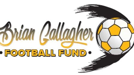 The Brian Gallagher Football Fund logo. Picture: Brian Gallagher Football Fund