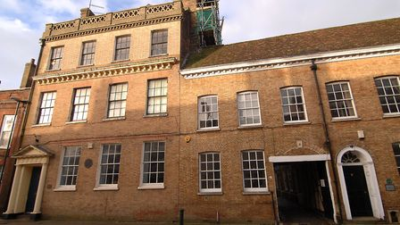 A gin distillery could be built in part of Number 7, King Street Picture: Chris Bishop