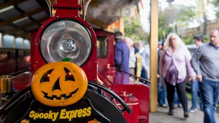 Spooky Express is coming to the Bure Valley Railway in Aylsham Credit: Lee Blanchflower