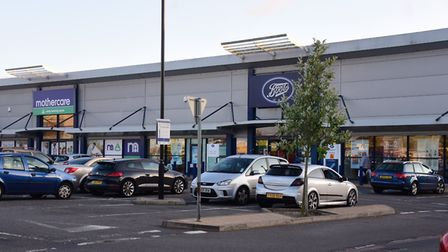 The Riverside Retail Park. Mothercare, Early Learning Centre, Boots. Picture: DENISE BRADLEY
