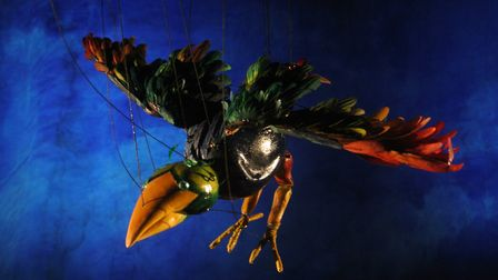 The Crow's Tale is coming to Norwich Puppet Theatre Credit: Eligio Bonfrate