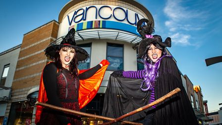 Halloween Spooktacular returns to King's Lynn Credit: Supplied by Vancouver Quarter