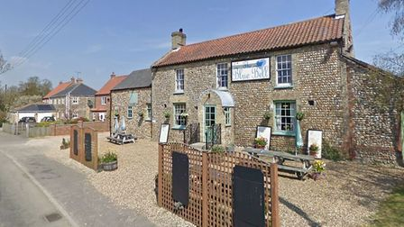 The Blue Bell pub in Stoke Ferry could become a home. Picture: Google