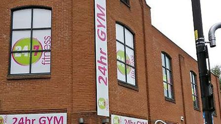 24/7 Fitness gym in Norwich. Pic: Archant library
