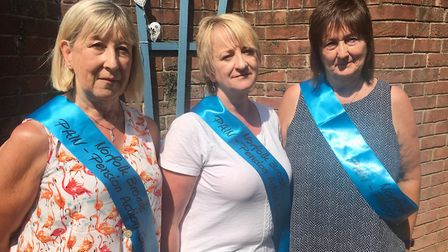 Campaigners fighting changes to the womens state pension age have called on the council in their dro