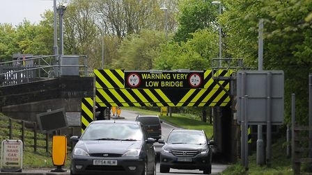 A bridge or underpass would be needed as part of thye Ely North Junction improvements Picture: Chri