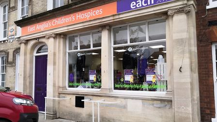 The new EACH shop will open in the old Barclay's bank building, on Queen's Square, Attleborough. Pho