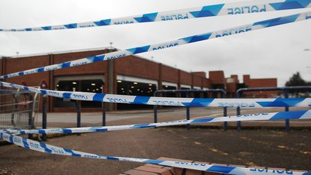 The attack happened at the Old Cattle Market car park in King's Lynn Picture: Chris Bishop
