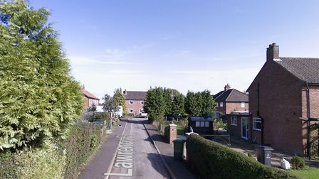 Firefighters were called to a house fire at Lawrence Place, Foxley. Picture: GOOGLE