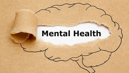 Dr Nick Walsh, from the UEA, says it's hard to put people into boxes when it comes to mental health