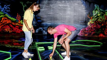 Savage Golf is set to open in the former home of Giraffe in Norwich Picture: Getty Images.