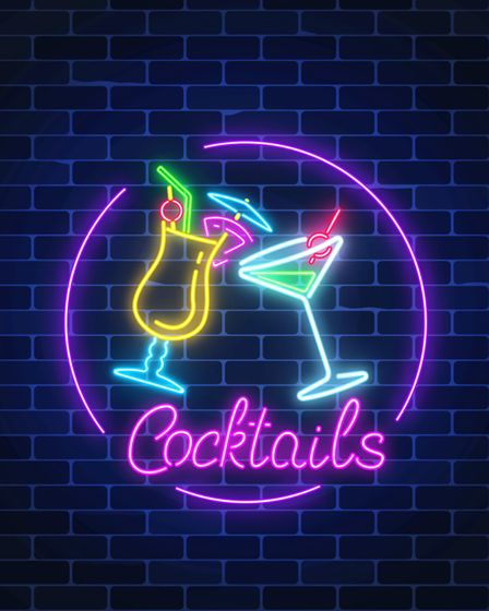 The new cocktail bar and crazy golf will open on November 28 Picture: Getty Images.