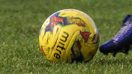 Wroxham were held to a 1-1 draw at home to Brantham Athletic. Picture: Archant