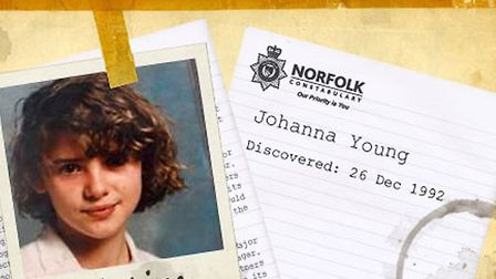 Johanna Young's murder remains unsolved. Photo: Norfolk Constabulary