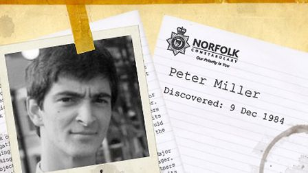 Peter Miller's murder remains unsolved. Photo: Norfolk Constabulary
