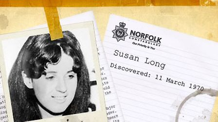 Susan Long's murder remains unsolved. Photo: Norfolk Constabulary