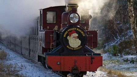 Bure Valley Railway Santa and Mince Pies Specials Credit: Supplied