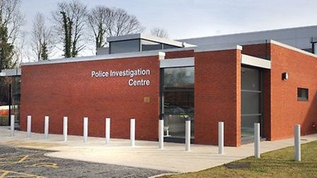 A 71-year-old man from Brandon has died after falling ill at Bury St Edmunds Police Investigation Ce