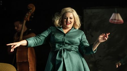 Jodie Prenger stars as Helen in A Taste of Honey coming to Norwich Theatre Royal Credit: Marc Brenne