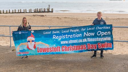 Christmas Day Swim swimmer applications are now open. Waveney Surf Lifesaving Club is one of the ben