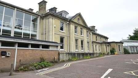 Carrow House, where Norfolk Coroners Court is held. Picture: ANTONY KELLY