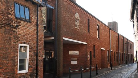 King's Lynn magistrates court/crown court Picture: Chris Bishop