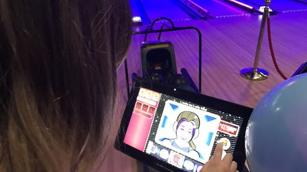 Hollywood Bowl have launched an interactive video themed inspired bowling game, you can be your own