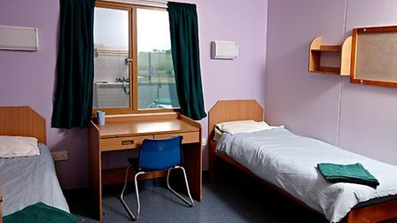 Yarl's Wood Immigration Centre. Picture: Edward Moss Photography/Serco