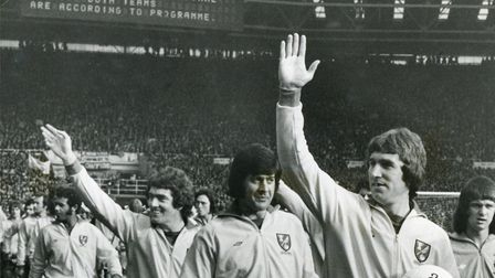 Duncan Forbes had positions at Norwich City for 33 years. Picture: Archant Library