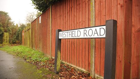The planning application was for a site at Westfield Road in Dereham. Picture: Ian Burt