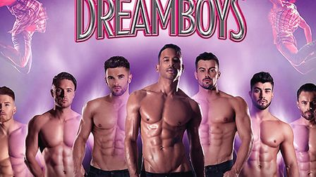 The Dreamboys are coming to Norfolk this November Credit: Supplied by the King's Lynn Corn Exchange