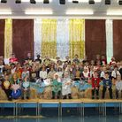 Catton Grove Primary School's Nativity play in 2016. The school is likely to be used as a polling st