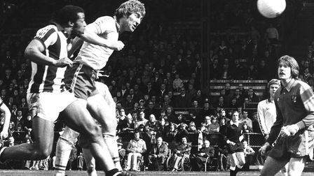 Duncan Forbes - a true Norwich City legend on and off the field. Picture: Archant Library