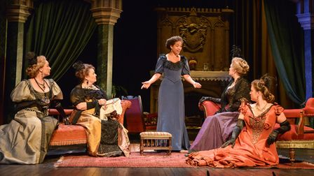 A Woman of No Importance follows the story of a house party attended by a host of upper-class guests