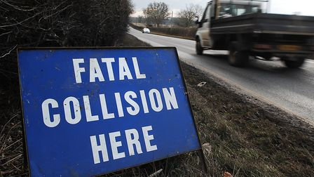 Police have confirmed that a crash on the A47 near Wisbech was fatal Picture: Chris Bishop