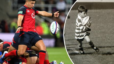 England Rugby player Ben Youngs. Picture: PA/Colin Finch