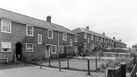 Mousehold Avenue, pictured in 1987. Photo: Norwich City Council