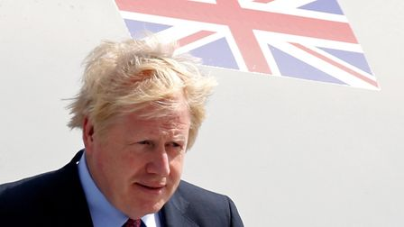 Whispers around Westminster suggest Boris Johnson could be parachuted into a safer seat before the e