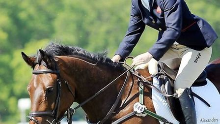 British eventing success Piggy French, from Norfolk, has been spotted wearing Fairfax & Favor boots.