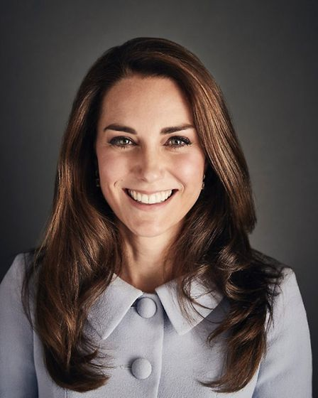 The Duchess of Cambridge is someone Marcus and Felix of Fairfax & Favor would love to wear their sho
