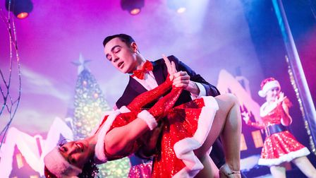 Cromer Pier's Christmas show is set to be a hit. Picture: Cromer Pier