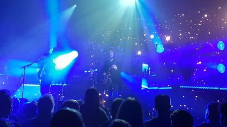 Opeth at Norwich UEA LCR, October 27 2019. Picture: JASON NOBLE