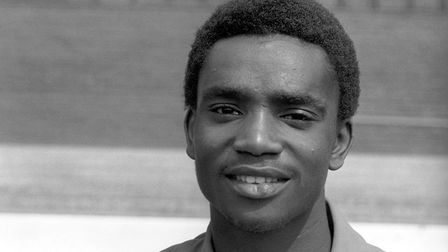 Laurie Cunningham, Leyton Orient FC Photo: PA